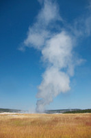 Old Faithful,Yellowstone