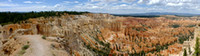 Bryce Canyon Utah panorama